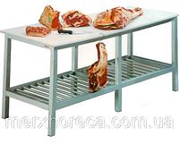 Стол с полиэтиленовой столешницей 1500х700 SIRMAN