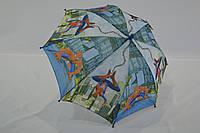"""Детский зонт для маленьких мальчиков на 2-5 лет от фирмы """"Universal"""""""