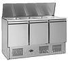 Холодильный стол для салатов TEFCOLD SA1365-I