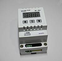 Часы таймер, ТМ-09D, 2 реле, 10A