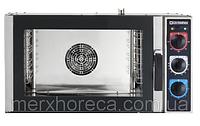 Печь пароконвекционная TECNOINOX EFC04M