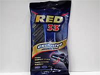 Станки для бритья с двойным лезвием Red Exclusive 5 шт.