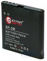 Аккумулятор Nokia 5610 / BP-5M / BMN6291 (750 mAh) ExtraDigital