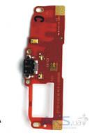 Шлейф для HTC Desire 709 Dual Sim c разъемом зарядки и микрофоном Origina
