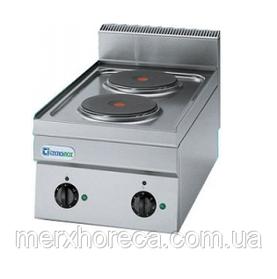 Плита електрична TECNOINOX PC35E/6/1