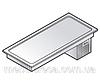 Холодильная поверхность встраиваемая Emainox IPR2