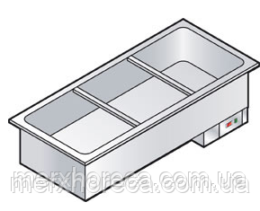 Подогреваемая ванна встраиваемая Emainox IBM2