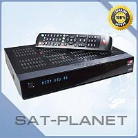 Opticum AX HD51 4K (DVB-S2X/T2/C), комбинированный ресивер, фото 1