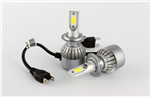 Лампа автомобильная Zollex LED H7 12/24V 36W 33053