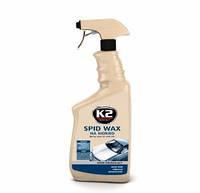 Жидкий воск с распылителем K2 Spid Wax 770мл