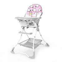 Детский стульчик для кормления TILLY T-631 PINK, стульчик для малыша