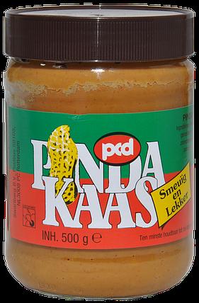 Арахисовое масло Pinda Kaas, 500г, фото 2