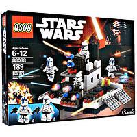 Конструктор STAR WARS 88098 (Звездные войны) 189 дет