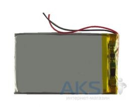 Аккумулятор для китайского планшета 3.0*66*112mm (3.7V 2800-3500 mAh)