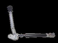 Механизм наклона спинки автобусного сидения типа торсион