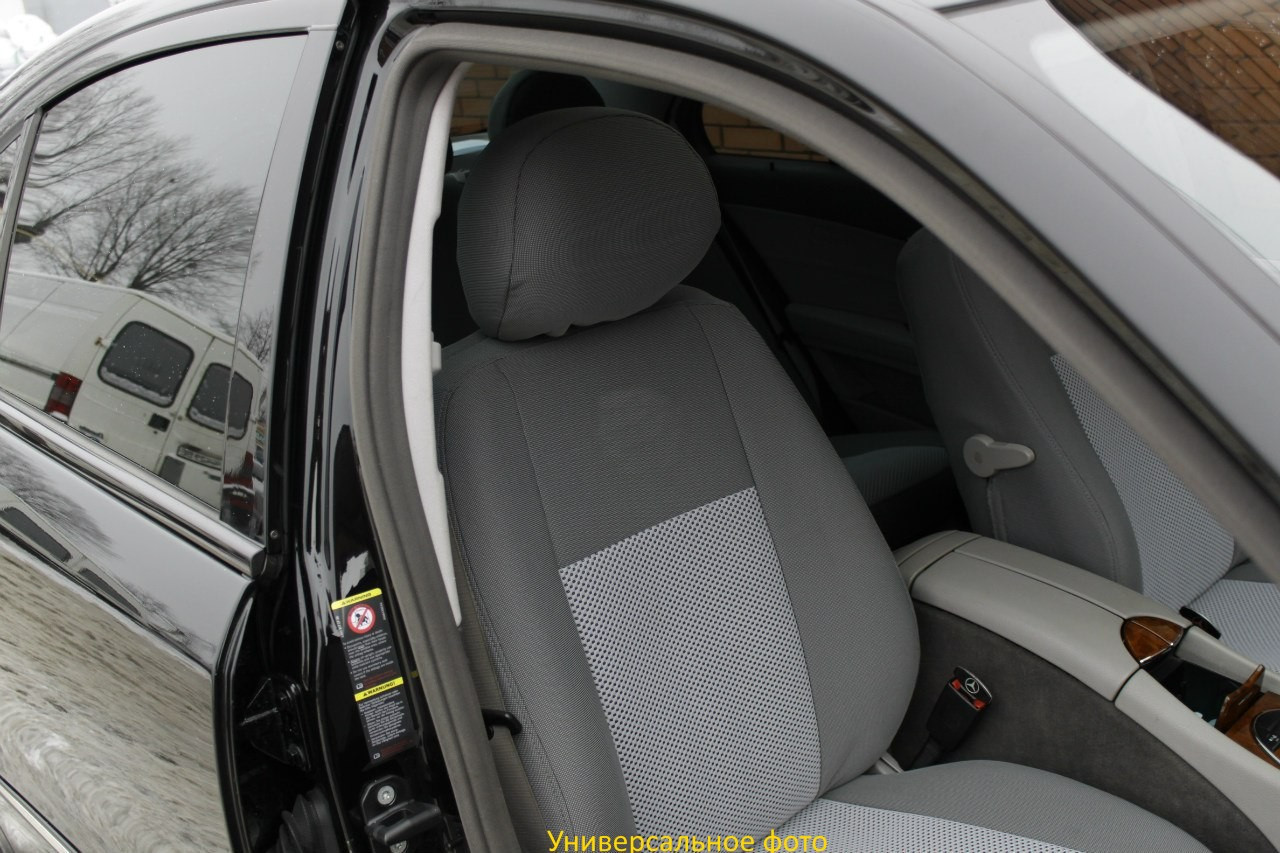 """Чехлы салона Honda Civic Hatchback c 2006-08 г, /Серый - Інтернет-магазин """"BIGTORG"""" в Тернопольской области"""