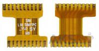 Шлейф для Fly SL140DS коннектора SIM