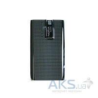 Задняя часть корпуса (крышка аккумулятора) Nokia E66 Original Black