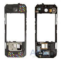 Средняя часть корпуса Nokia 7310sn Black