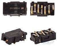 (Коннектор) Aksline Разъем гарнитуры Nokia 5800 / E52 / E66 / 2700c / 6260s / 6700s /6730c / 7020 / 7510sn / E71 / E72