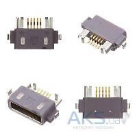 (Коннектор) Aksline Разъем зарядки Sony C6602 L36h Xperia Z / C6603 / C6606