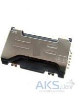 (Коннектор) Разъем SIM-карты Samsung S7562/S7560/S7580/S7582/C6712