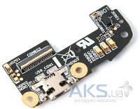 Шлейф для Asus ZenFone 2 (ZE550ML / ZE551ML) с разъемом зарядки и микрофоном Original