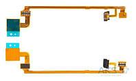 Шлейф для Sony Ericsson Xperia Arc LT15i / Arc S LT18i / Arc X12 с кнопкой камеры
