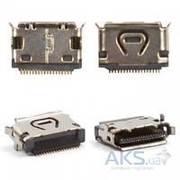 (Коннектор) Разъем зарядки LG KE820/KE850/KG320/KS50/KU311/KU800