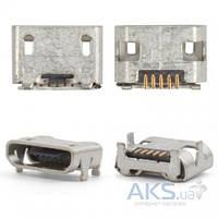 (Коннектор) Разъем зарядки LG BL20/E900 Optimus 7/GD510/GS290/GS500/GT505/GT540/GW520/P500/P970 Optimus