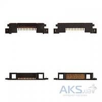 (Коннектор) Aksline Разъем зарядки Sony Ericsson W902