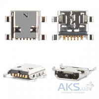 (Коннектор) Aksline Разъем зарядки Samsung I8160 Galaxy Ace 2