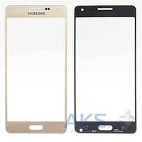 Стекло для Samsung A500F Galaxy A5, A500H Galaxy A5 Gold