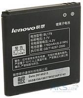 Аккумулятор Lenovo A288t IdeaPhone / BL179 (1760 mAh)