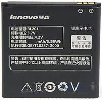 Аккумулятор Lenovo A60+ IdeaPhone / BL201 (1500 mAh)