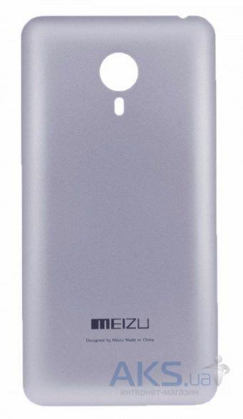 Задняя часть корпуса (крышка аккумулятора) Meizu MX4 Pro Original Grey - goodspares в Киеве