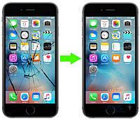 Замена стекла на iPhone 6s (в стоимость услуги входит стоимость стекла)