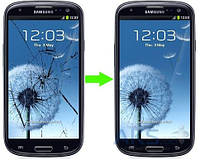 Замена стекла на Samsung Galaxy S3