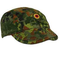 Полевая кепка BW в расцветке flecktarn. Германия, оригинал