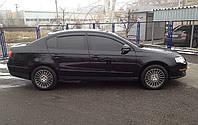 Дефлекторы окон (ветровики) Volkswagen Passat B6 Sd 2006/Passat B7 Sd 2010