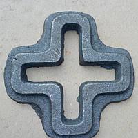 Крестовина привода высевающего аппарата сеялки СЗ-3.6