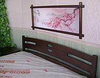 """Картина в деревянной рамке """"Ветка Сакуры"""" для гостиниц и кафе"""