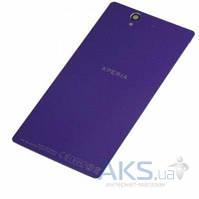 Задняя часть корпуса (крышка аккумулятора) Sony C6602 L36h Xperia Z / C6603 L36i Xperia Z / C6606 L36a Xperia Z Purple