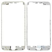 Передняя панель корпуса (рамка дисплея) Apple iPhone 6 Plus White