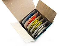 Мел портновский цветной, 10шт. в упаковке