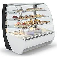 Кондитерская холодильная витрина KAMELEO 0.6 W, фото 1