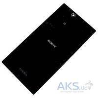 Задняя часть корпуса (крышка аккумулятора) Sony C6802 XL39h Xperia Z Ultra / C6806 Xperia Z Ultra / C6833 Xperia Z Ultra Black
