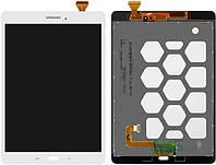 Дисплей для планшета Samsung T555 Galaxy Tab A 9.7 LTE + Touchscreen Original White