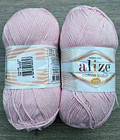 Alize Cotton Baby Soft - 184 светло-розовый