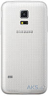 Задняя часть корпуса (крышка аккумулятора) Samsung SM-G800H Galaxy S5 mini White